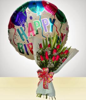 Feliz Cumpleaños con Globos, parte 3