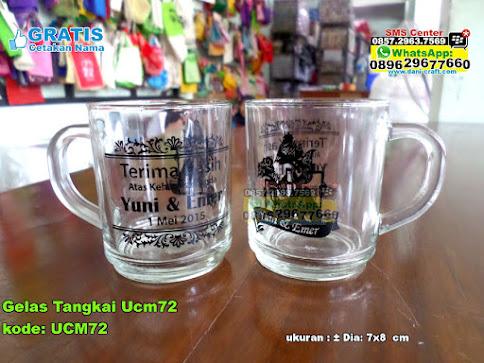 Gelas Tangkai Ucm72