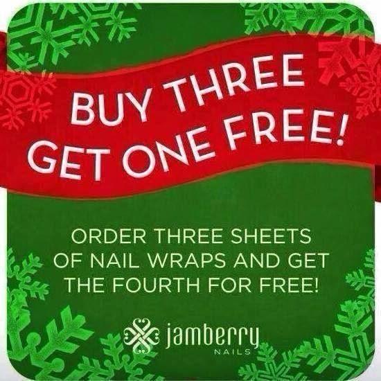 Jamberry Joyful Holiday - The Reinvention of Jessica