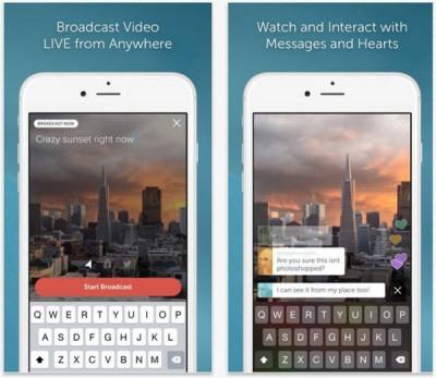 Twitter Luncurkan Periscope Untuk iOS