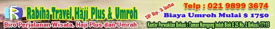 Biro Travel Umroh Haji Plus Bekasi | Paket Umrah 2013 | Biaya Umrah