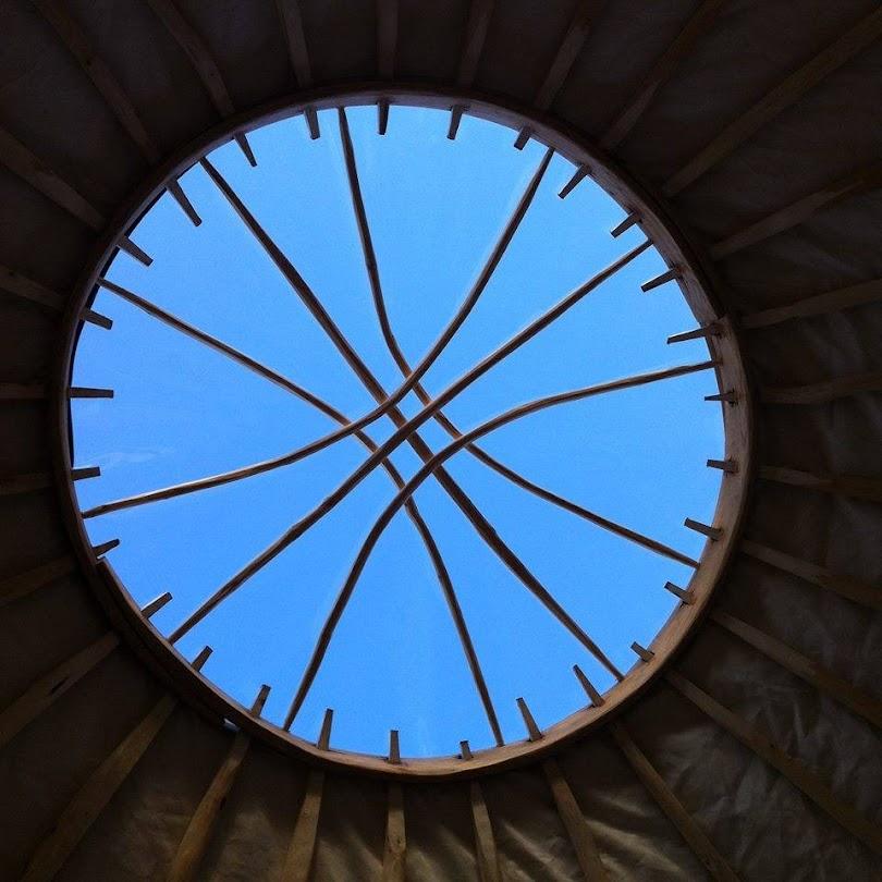 ... Little Foot Yurts ... Wolfville Nova Scotia Canada [click pic]