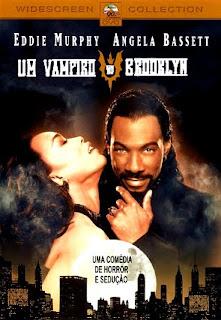 Filme Um Vampiro No Brooklyn DVDRip RMVB Dublado