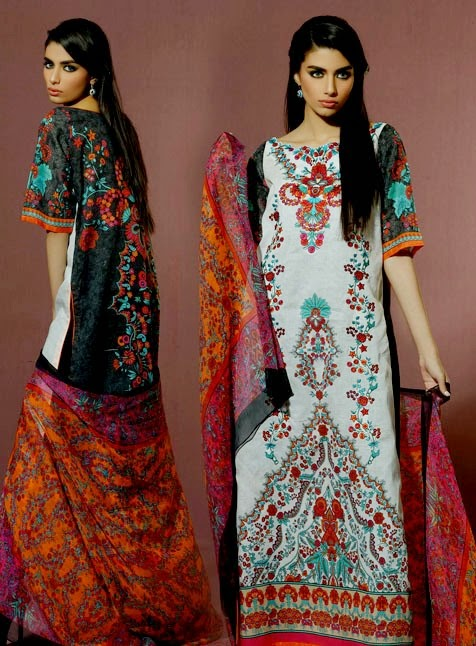 Umar Sayeed Eid Collection 2014