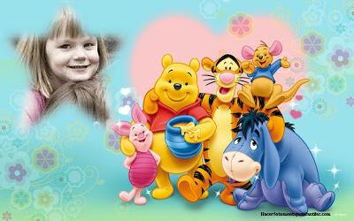 Efecto de Foto Winnie the Pooh