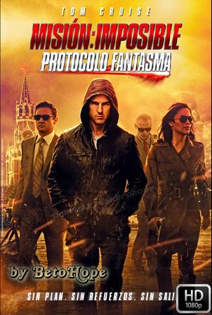 Mision Imposible 4: Protocolo Fantasma [1080p] [Latino-Ingles] [MEGA]