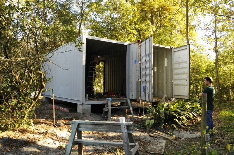 Shipping Container Homes: MW Bender - Container Guest House ...