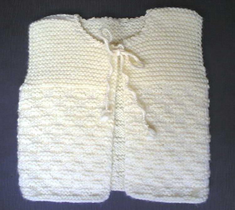Baby Vest Patterns-Knitting Gallery