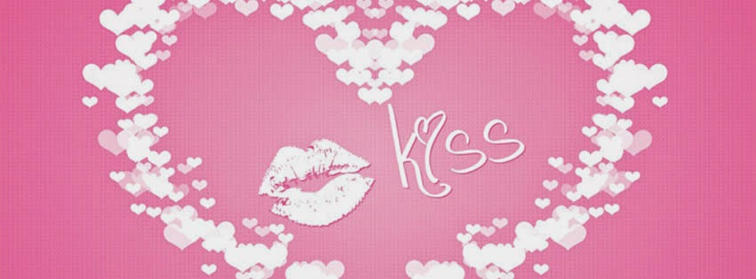 Kiss Day Facebook Covers