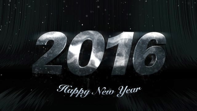Best HD Beautiful Happy New Year 2016 Wallpapers