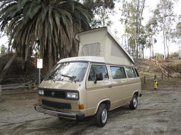 1986 VW Vanagon Westfalia Weekender - Buy Classic Volks
