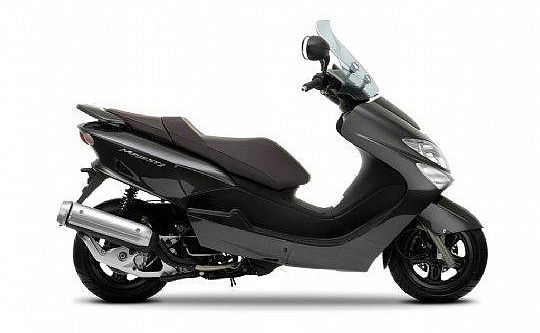 yamaha majesty 125 automatic scooter rachuri 39 s. Black Bedroom Furniture Sets. Home Design Ideas