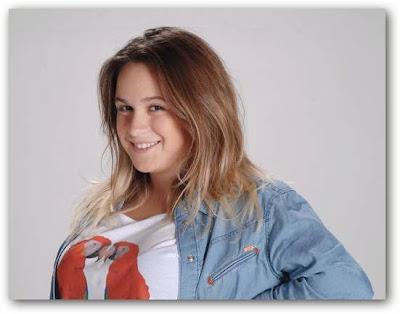 Martina Campos es Nina en Señores Papis