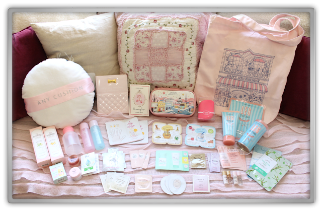 EtudeHouse2012 Mega Epic Etude House Super Haul Review Goodies kawaii cute pink ebay super huge korean cosmetics beauty