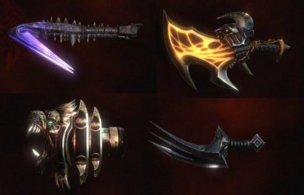 God Of War 3 Blades Of Exile God Of War Saga