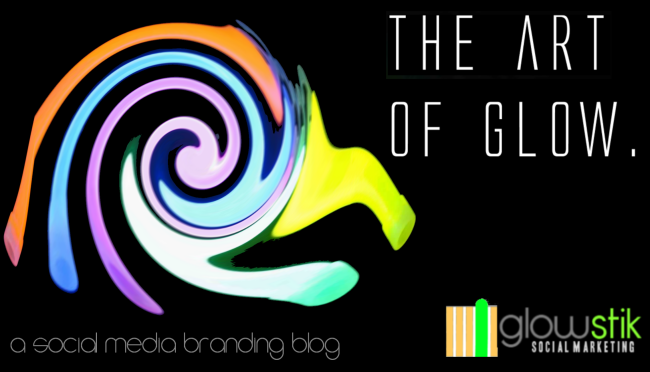 The Art of Glow: A Social Media Blog for Entrepreneurs
