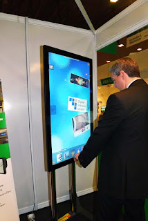 DisplayTouch 42 inch multi touch