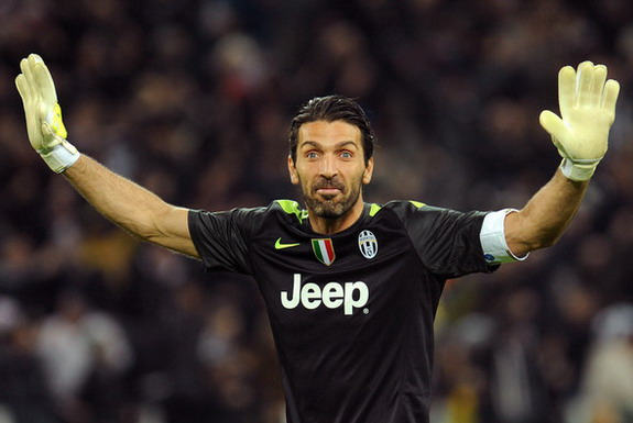 Gianluigi Buffon is concerned about the recent spate of 'territorial discriminatory' chants