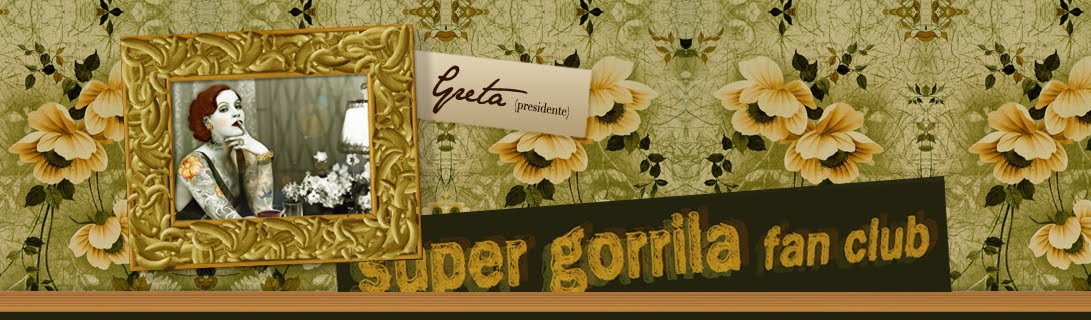 Super Gorrila Fan Club