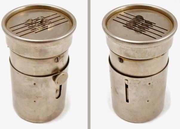 Antiguo material médico: Escarificador