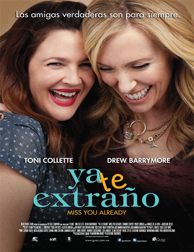 Ver Ya te extraño (Miss You Already) (2015) Online