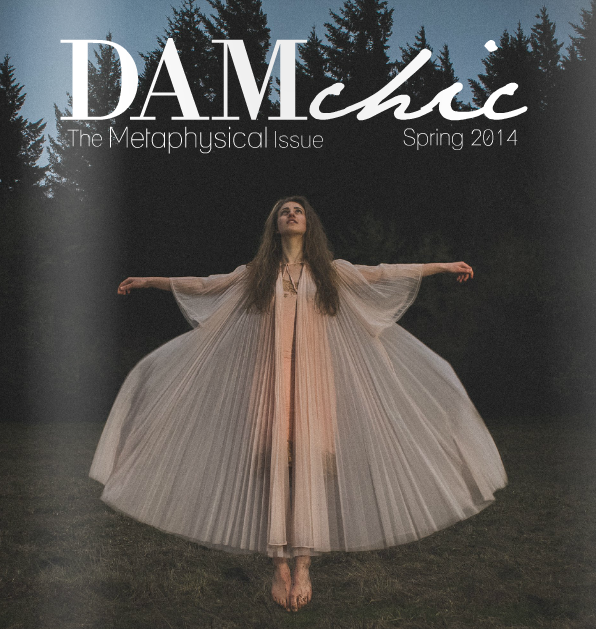 DAMCHIC MAGAZINE METAPHYSICAL ISSUE