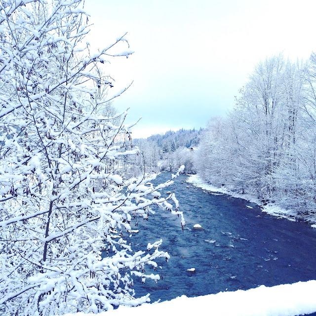 Schnee, Winterwonderland, Tirol, Winter 2016
