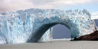 El Glaciar mas Impresionante de Argentina