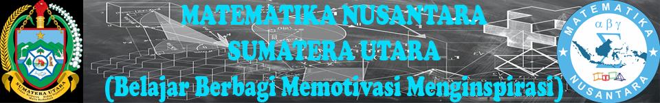 Matematika Nusantara Sumatera Utara