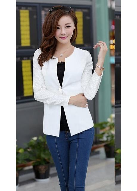 Áo vest nữ cổ tròn Hàn Quốc đẹp dịu dàng nơi công sở