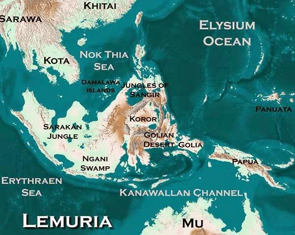 Indonesia adalah Benua Atlantis