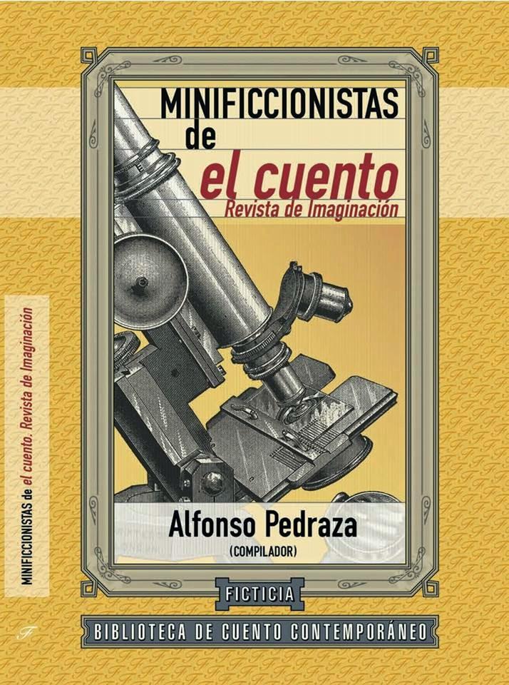 """Pida El libro """"Minificcionistas de EL CUENTO"""" aqui."""