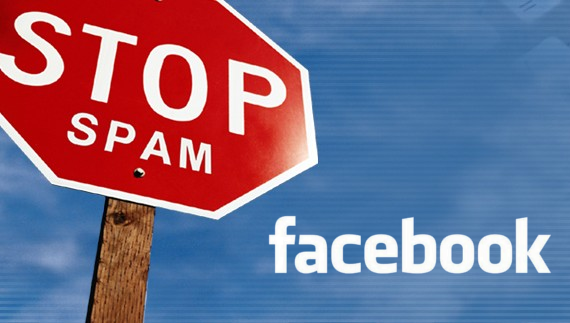 Facebook quer acabar com spams