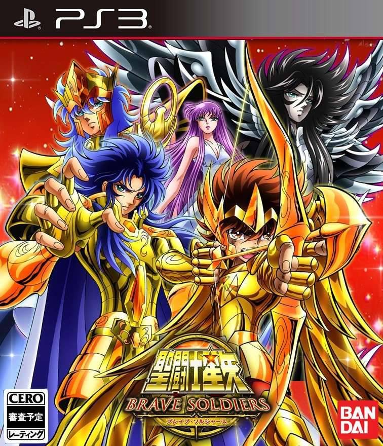 Gypsy Moth's Blog: Saint Seiya: Brave Soldiers (PS3)