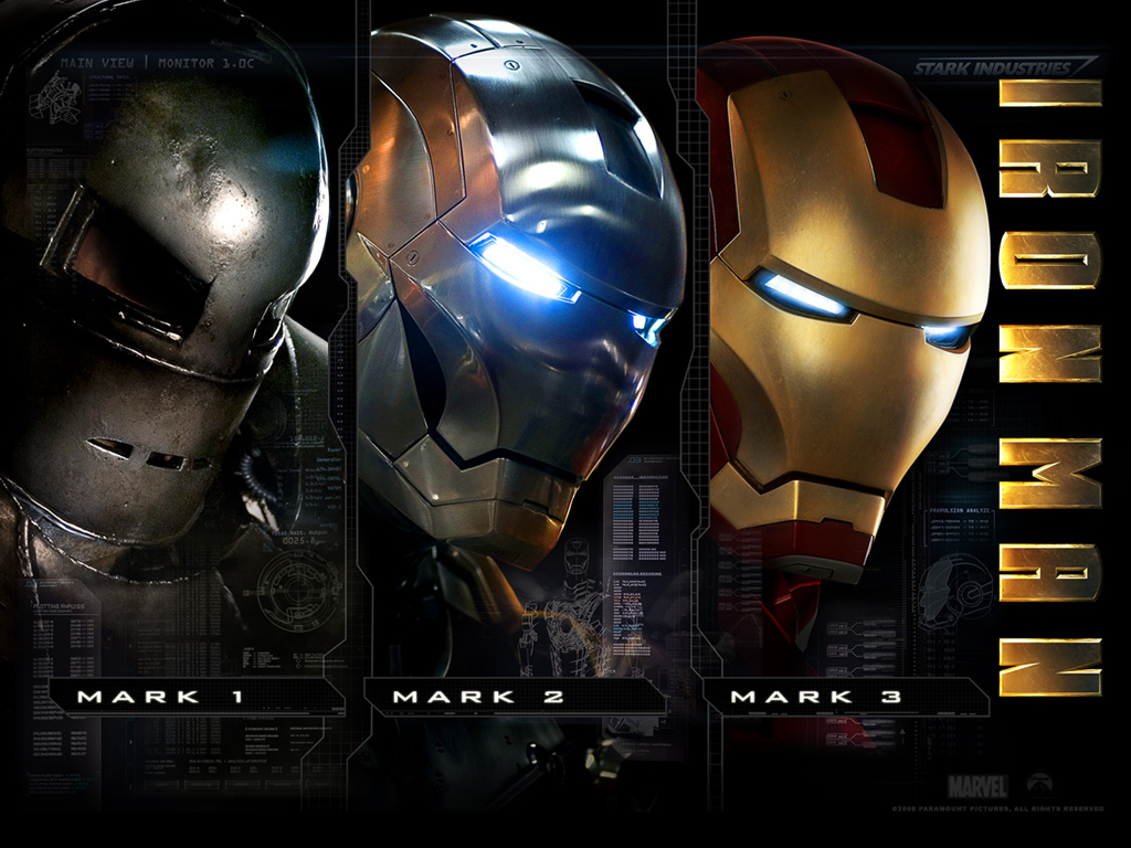 Pack 14PE Iron Man HD 04 07 2017