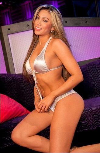 Modelo Colombiana Sandra Castanho - foto 15
