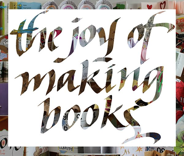 THE JOY OF MAKING BOOKS VIDEO SERIES