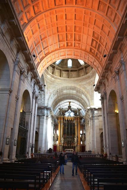 Monastery de Saint Vicente de Fora Lisbon