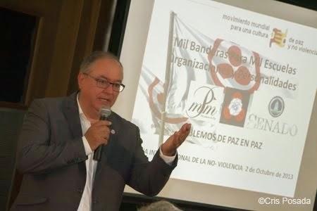 Enric Corbera Sastre- Embajador de Paz