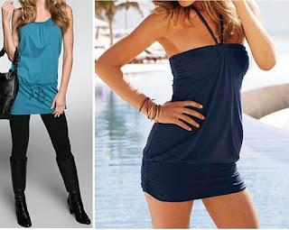 imagens de looks de Mini Vestidos