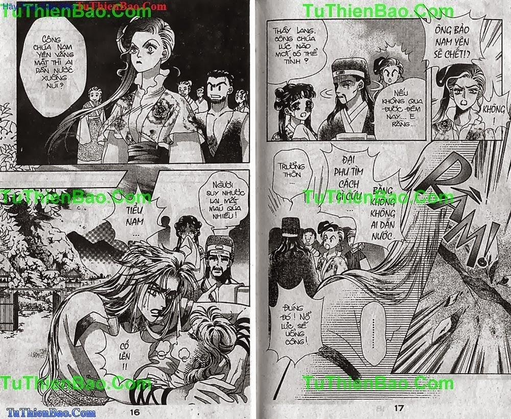 Công Chúa Nam Yên Chapter 15 - Trang 7