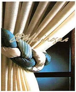 El minihogar - Abrazaderas para cortinas ...