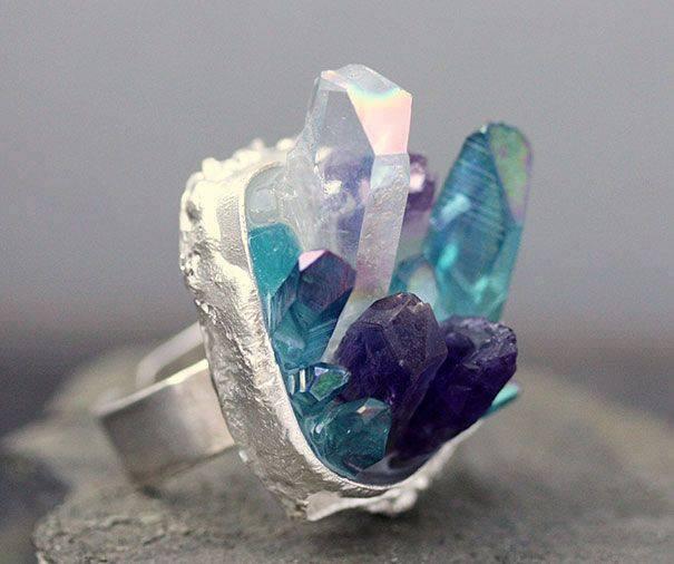 cincin batu diamon