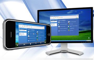 ඕනිම smartphone එකකින් computer එකට log වෙලා වැඩකරමු...  http://techtrickslanka.blogspot.com/2014/08/smartphone-computer-log.html