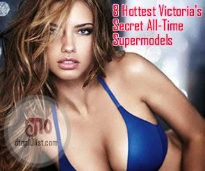 Top 8 Hottest Victoria's Secret All-Time Supermodels