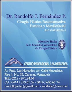 RANDOLFO J. FERNANDEZ P. en Paginas Amarillas tu guia Comercial