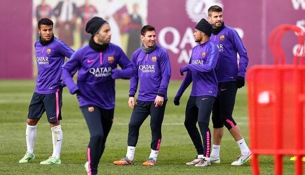 Preview Atletico Madrid v Barcelona