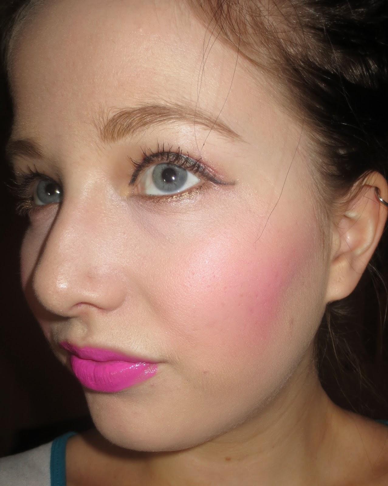 Maybelline Master Glaze Blush Stick - Pink Fever