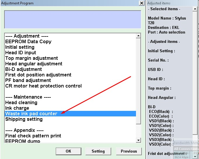 Tutorial Cara Mereset Printer Epson T-Series - Kedokan Network
