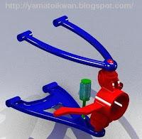 Suspensi Double Wishbone
